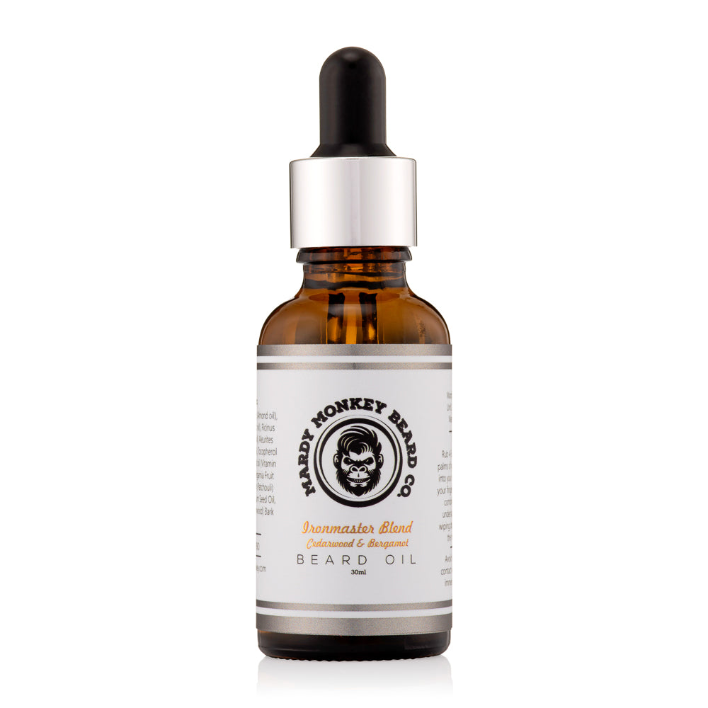 [Best Quality Beard Oil & Beard Balm Online] - Mardy Monkey Beard Co.