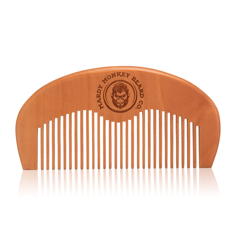 Mardy Monkey Beard Comb - Mardy Monkey Beard Co.