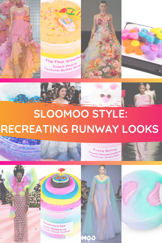 Sloomoo Style: Recreating runway looks