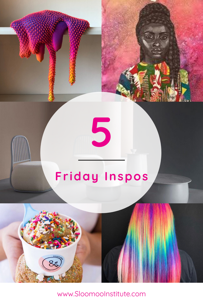 Five Friday Inspos