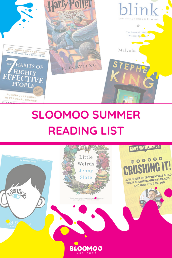 Sloomoo's Reading List