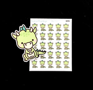 Dino Baby Sticker and Die Cut - M035A