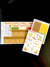 Autumn Breeze Weekly Sticker Kit *NEW FORMAT* - Full Kit or A La Cart Sheets