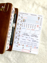 Hobonichi Weeks Sticker Kit - Winter Friends
