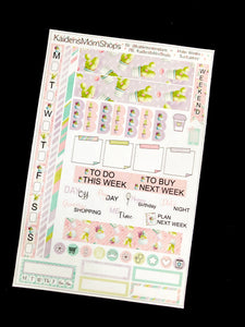 Hobonichi Weeks Sticker Kit - Succulents