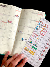 Hobonichi Weeks School Activities