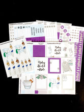 Cold Outside Weekly Sticker Kit *NEW FORMAT* - Full Kit or A La Cart Sheets