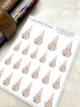 Gnomes Mini Sticker Sheet Collection - A la Cart or as a set