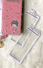 Bookmarks/Page Markers - Pink Bows