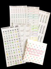 Hobonichi Weeks Functional Sticker Collection - Stars