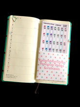 Hobonichi Weeks Functional Sticker Collection - Bows