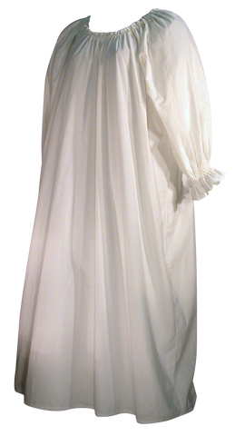 Milady's Chemise, muslin for Women - White Pavilion Costumers