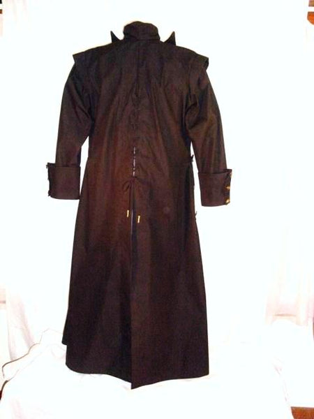 Goth Coat for Men - White Pavilion Costumers