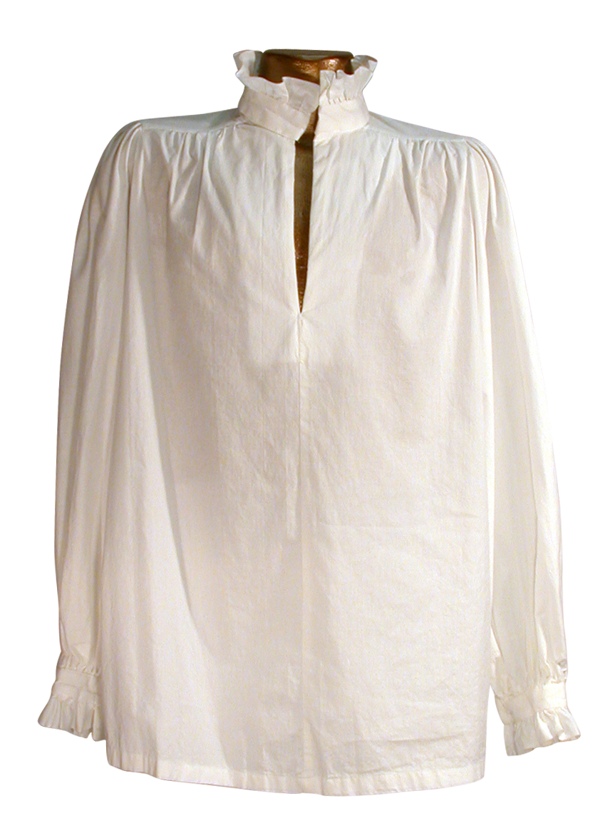 Shakespeare's Shirt for Men - White Pavilion Costumers