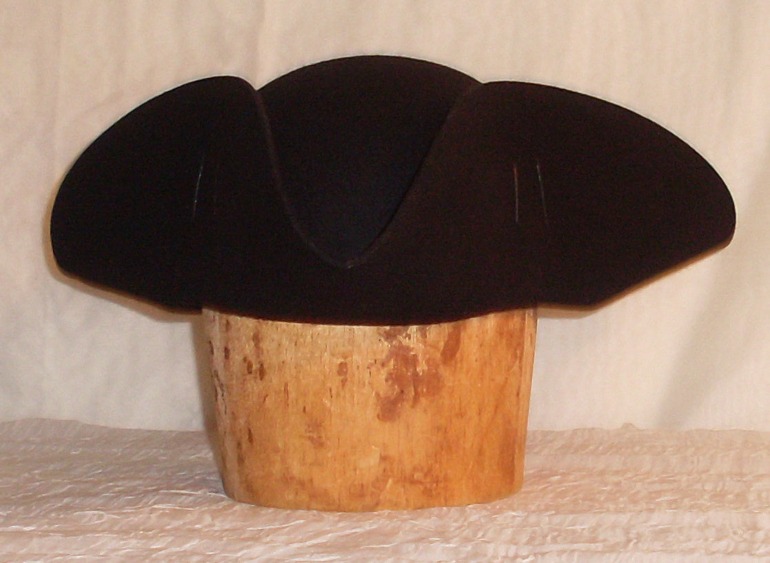 Tricorn for  - White Pavilion Costumers
