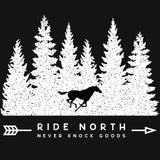 Ride North Crew Neck