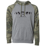 """Not a Phase"" Camo Hoodie"
