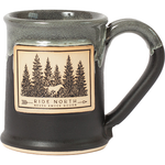 Handmade in Minnesota mug is the perfect gift for the horse lover in your life.