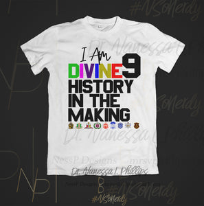 I Am Divine 9 History in the Making