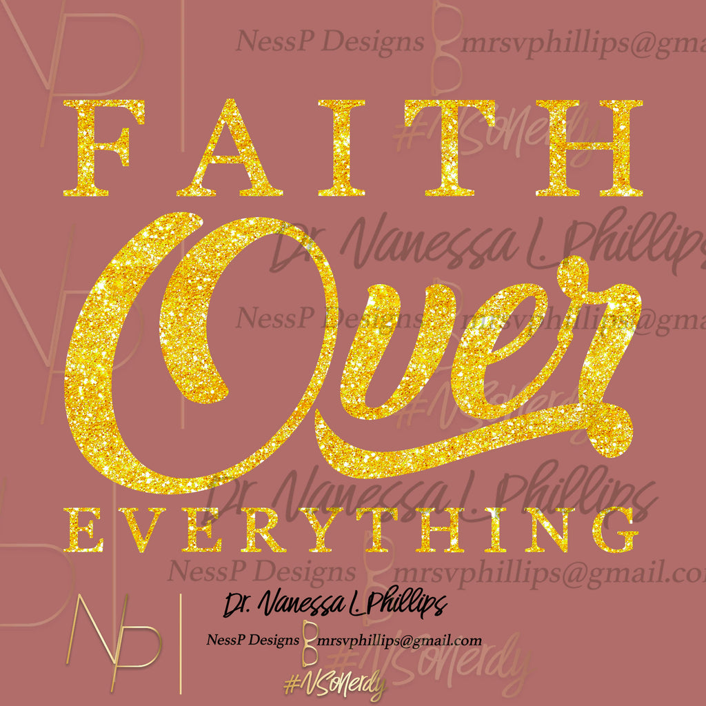 Faith Over Everything (digital download)