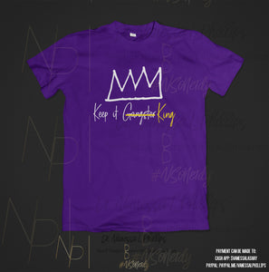 Keep It King- Purple Edition