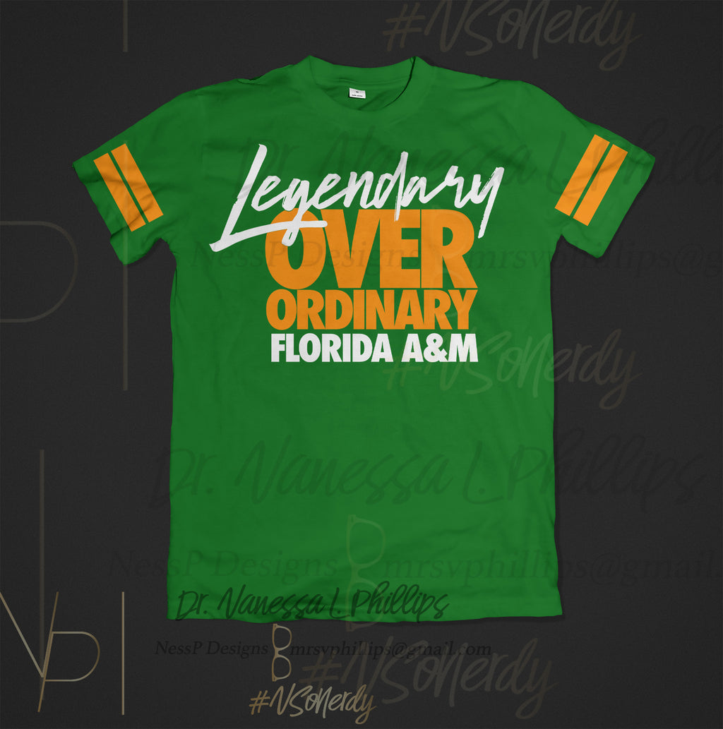 Legendary Over Ordinary: Florida A&M