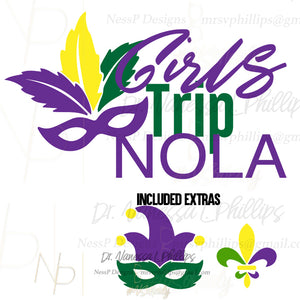 Girls Trip NOLA (digital download)