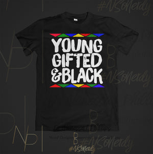It's So Great To Be Young, Gifted and Black!