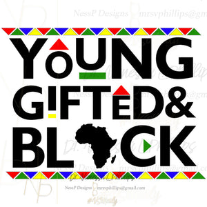 Young, Gifted Black (digital download)