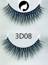 Load image into Gallery viewer, Glo 3D Lashes Range = 45 Styles to choose from