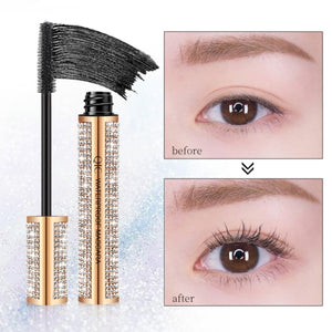 QIC 4D Long Volume Lash Sparkling Mascara