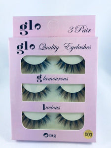 Glo D03 Lashes