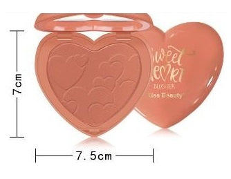 Kiss Beauty Sweet Heart Blusher
