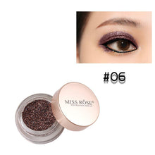 Load image into Gallery viewer, Miss Rose Professional Makeup Glitter - 10 colours to choose from
