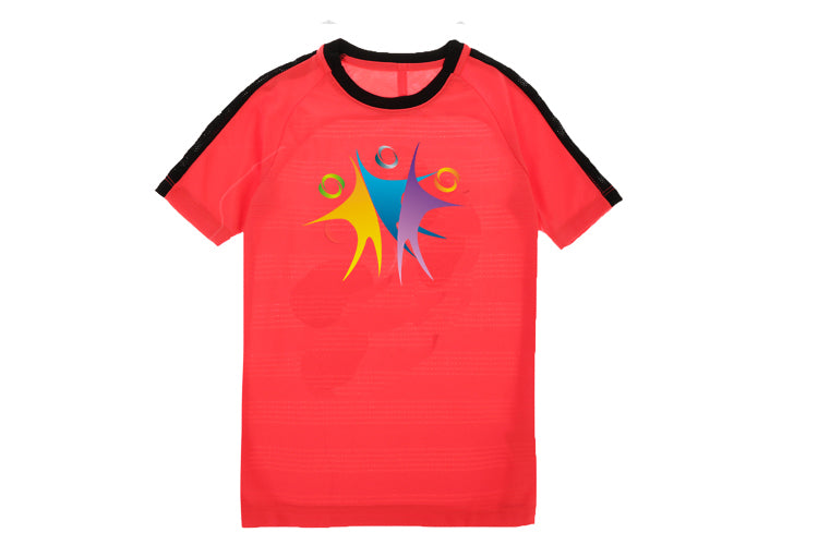 Playera Dry fit Sublimada para niño - Rivers Print