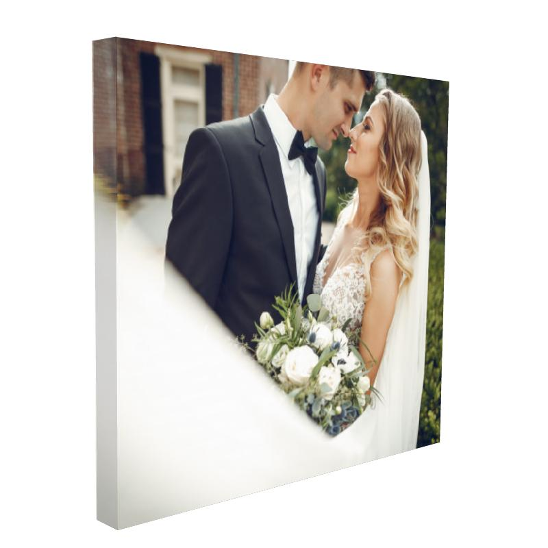 Canvas Bodas - Rivers Print