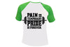 Playera Dry fit Sublimada para Joven - Rivers Print