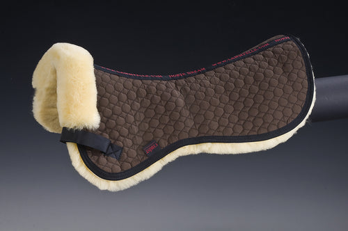 Half Pad - Horsedream Importers - best sheepskin saddle pads