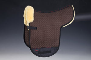 Shaped Pad (Dressage) - Horsedream Importers