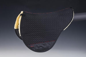 PREORDER Treeless Saddle Pad - Horsedream Importers - best sheepskin saddle pads
