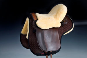 Seat Saver Trail Endurance - Horsedream Importers - best sheepskin saddle pads