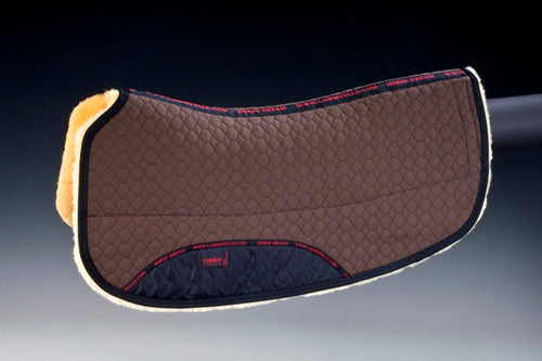 Western Pad Roundskirt - Horsedream Importers - best sheepskin saddle pads