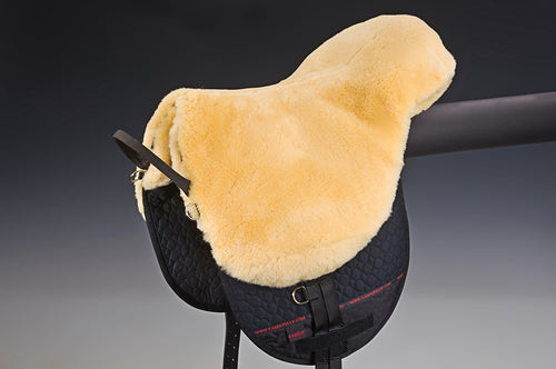 Bareback Pad Basic Plus - Horsedream Importers - best sheepskin saddle pads