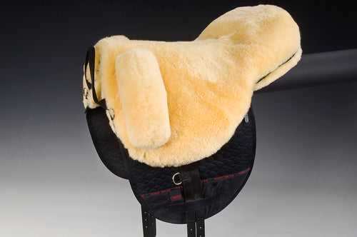 Bareback Pad Premium Plus - Horsedream Importers - best sheepskin saddle pads