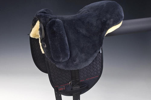PREORDER Bareback Pad Premium Plus - Horsedream Importers - best sheepskin saddle pads