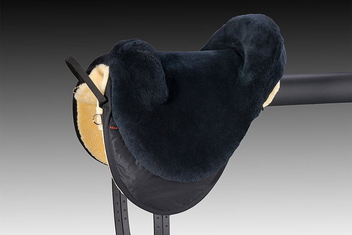 PREORDER Bareback Pad Cloud - Horsedream Importers - best sheepskin saddle pads