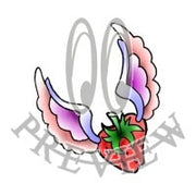 Winged Strawberry