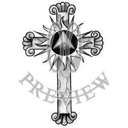 Trinitysun Cross