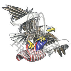 Eagle Flagenbanner