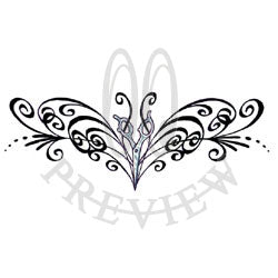 Scissors Filigree V